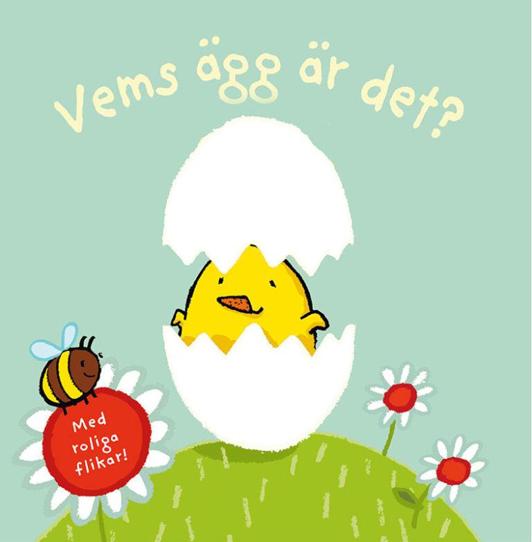 pekbok vems ägg är det?